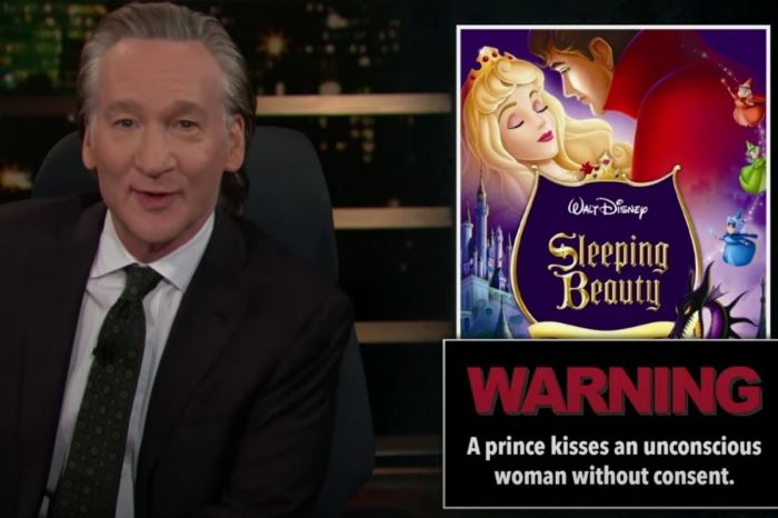 "Bill Maher Offers His Own ""Woke Movie Warnings"""