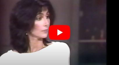 Remember When Cher Called Letterman an A**hole on 'Late Night'?