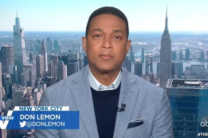 CNN's Don Lemon Says Teaching Kids that Jesus Wasn't White Will Help End Racism