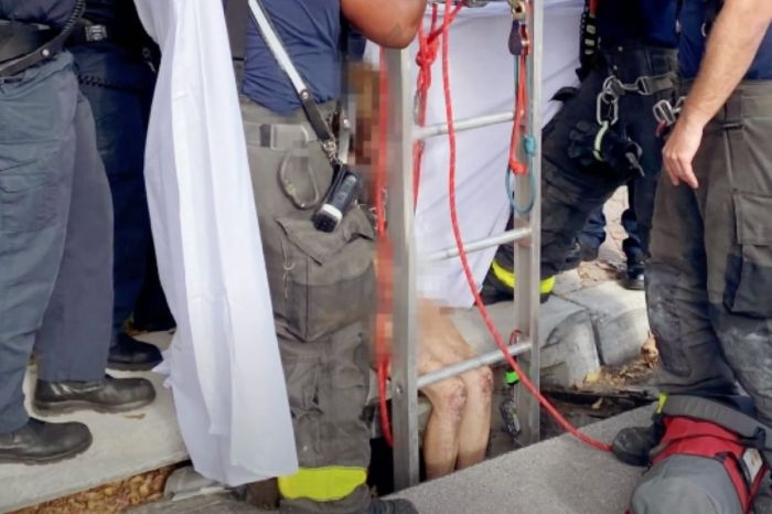Naked Florida Woman Rescued From Mysterious Storm Drain