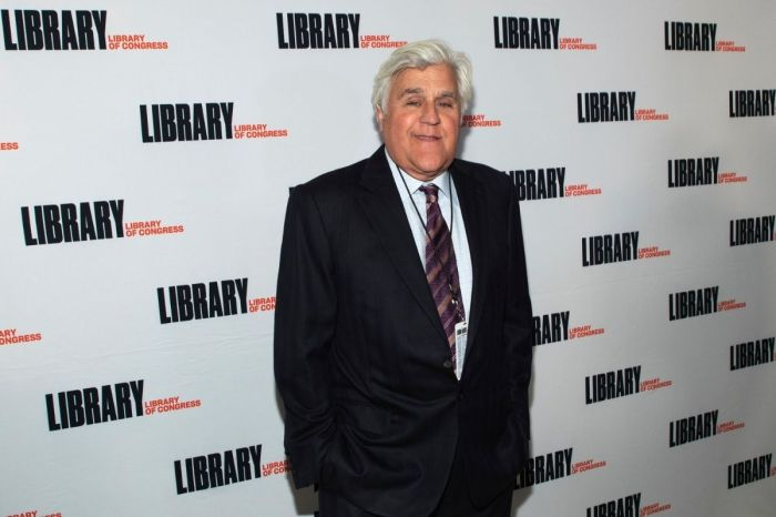 Jay Leno Apologizes for Decades of Crude Asian Jokes