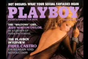 Judy Norton Playboy Cover