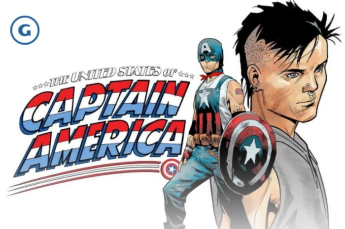 Marvel Introduces Gay Captain America in New Comic Series