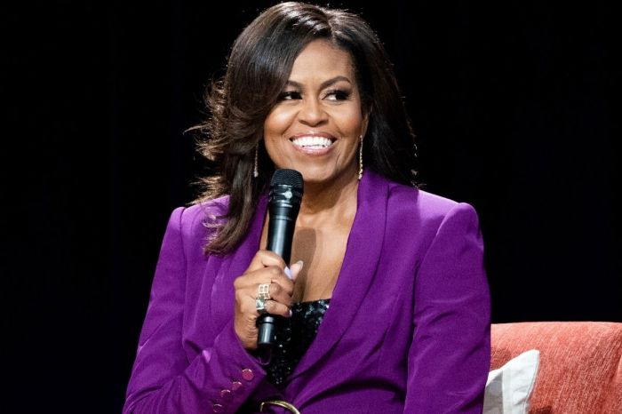 Michelle Obama Will Be Inducted into the U.S. National Women's Hall of Fame