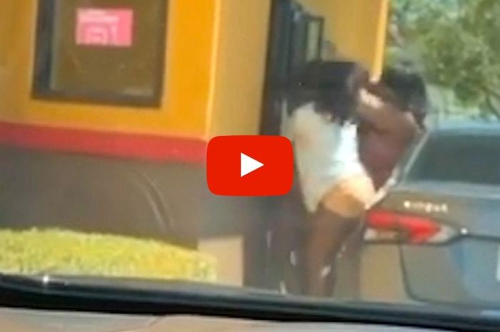 Florida Women Caught Robbing and Punching Workers at Popeye's Drive-Thru