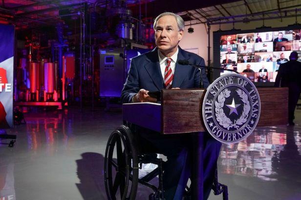 Greg Abbott Ending Texas Mask Mandate, Will Open State 100 Percent