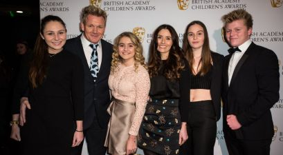 Is Gordon Ramsay as Tough on His 5 Kids as He Is in the Kitchen?