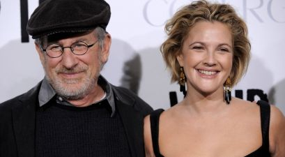 Drew Barrymore Sent Steven Spielberg Photos of Her Dressed as a Nun After Her Playboy Shoot