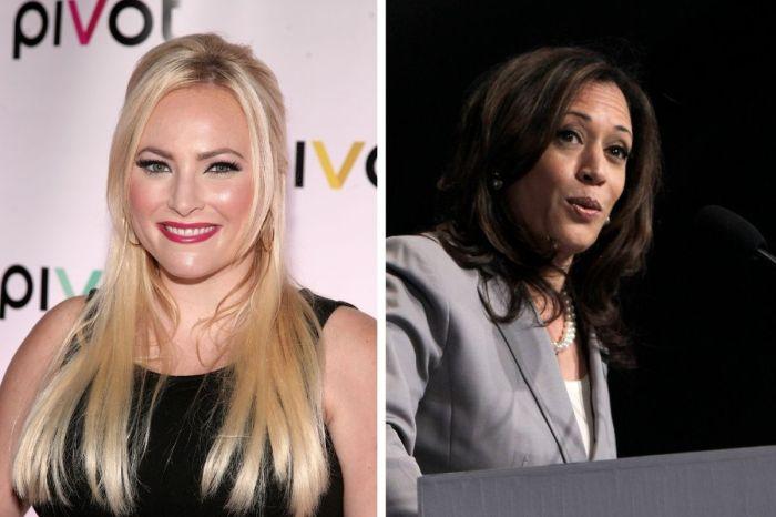 Meghan McCain Blames Kamala Harris For Republicans Refusing to get Vaccine