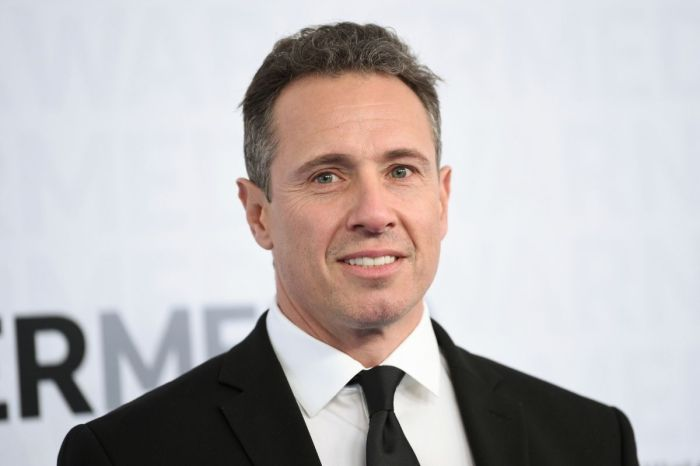 Chris Cuomo Faces Backlash for Saying He's 'Black on the Inside'
