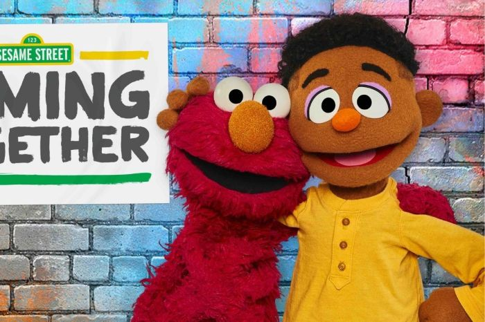 'Sesame Street' Adds Two New Black Muppets to Teach Children about Racism