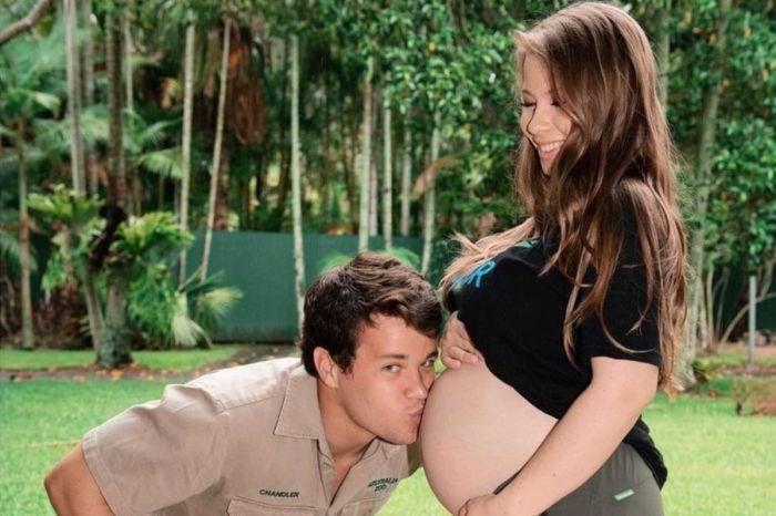Bindi Irwin and Husband Chandler Powell Welcome First Child!