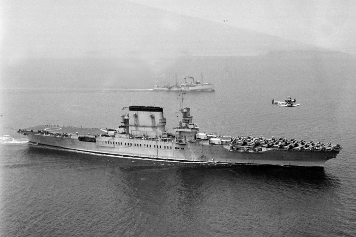 USS Lexington: Wreck of WWII Aircraft Carrier Discovered 76 Later