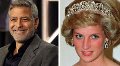 Why George Clooney Fiercely Defended Princess Diana Despite Not Personally Knowing Her