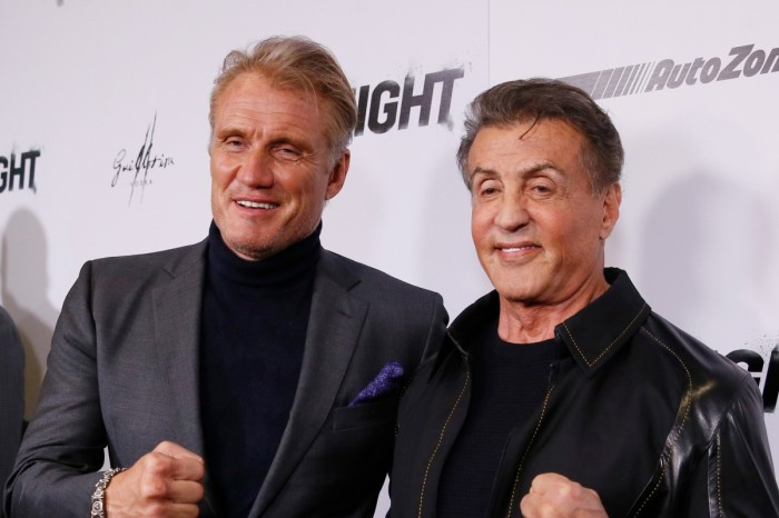 The Heavyweight Uppercut That Sent Sylvester Stallone to the ICU While Filming 'Rocky IV'