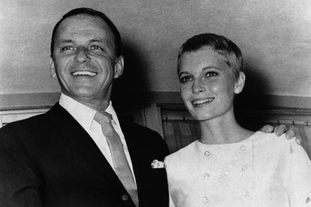 Was Frank Sinatra the Biological Father of Mia Farrow's Son?