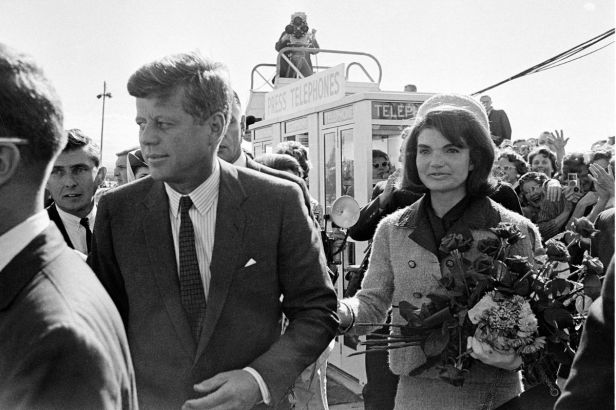 The Story Behind Jackie Kennedy's Iconic Pink Suit
