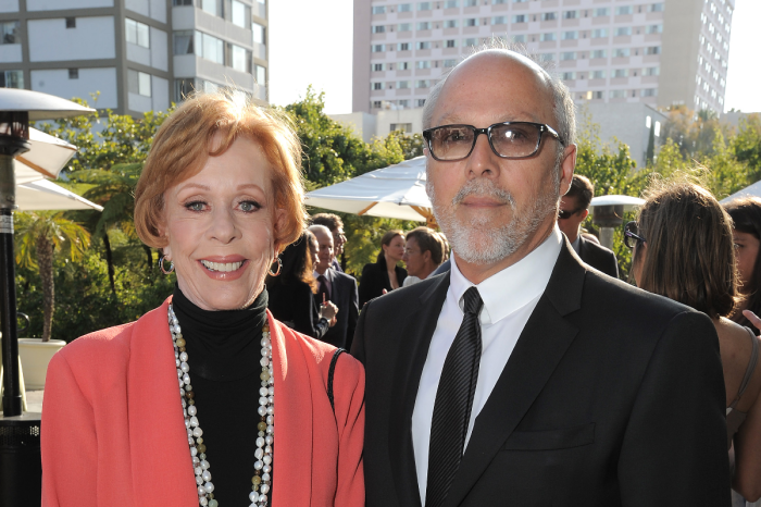 Carol Burnett Is Happily Married to a Man 20 Years Younger than Her