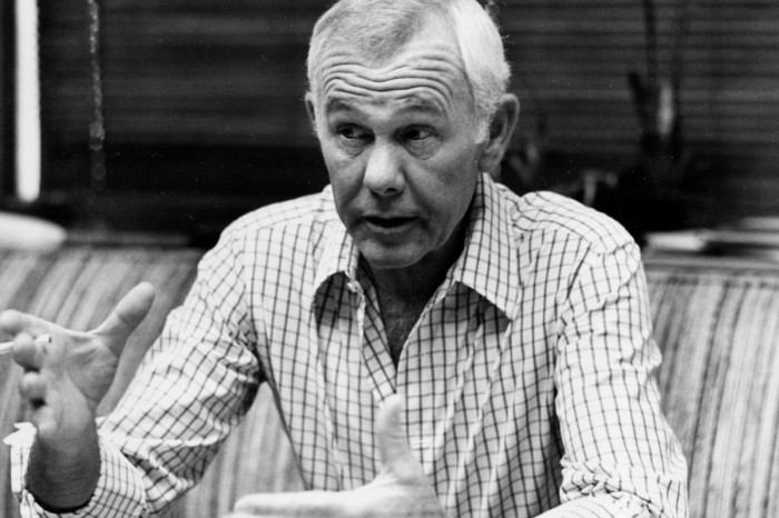 Legendary Host Johnny Carson Had a Secretive and Stormy Love Life