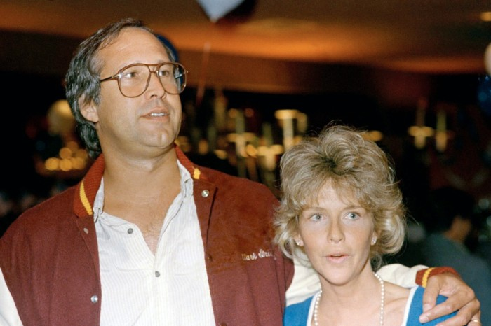 Chevy Chase's Third Wife Helped Him Get Sober and 'Clean Up His Act'