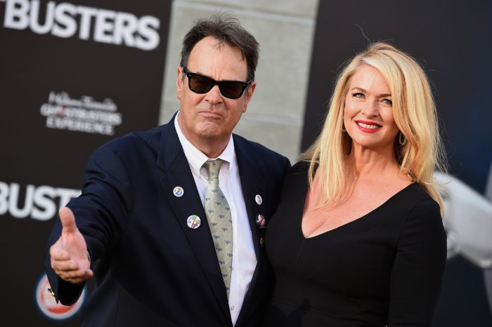 Dan Aykroyd Was Engaged to Carrie Fisher Before Meeting His Wife