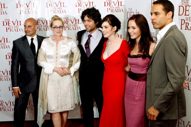 Anne Hathaway was the 9th Choice for 'The Devil Wears Prada'