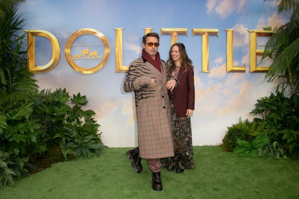 Robert Downey Jr. Threw His Drugs into the Ocean for His Wife