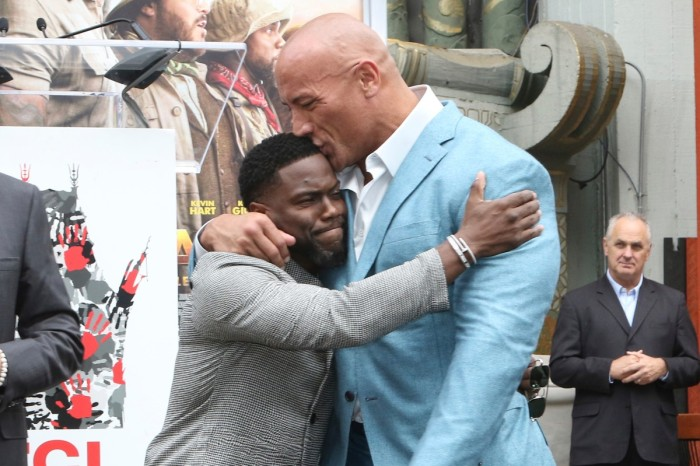 Dwayne 'The Rock' Johnson and Kevin Hart's Bromance Will Make You Believe in True Love