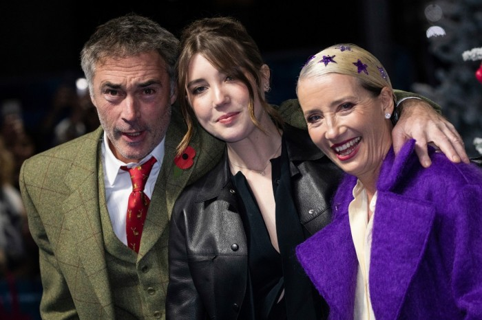 Emma Thompson's Marriage to Greg Wise Was Predicted by a 'Witchy Friend'