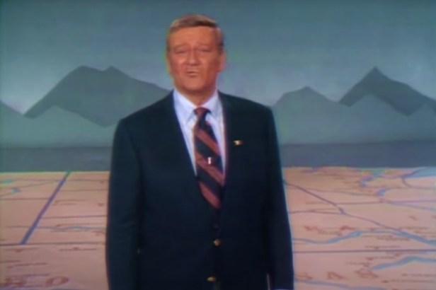 John Wayne's Rendition of 'God Bless America' Shocked The World!