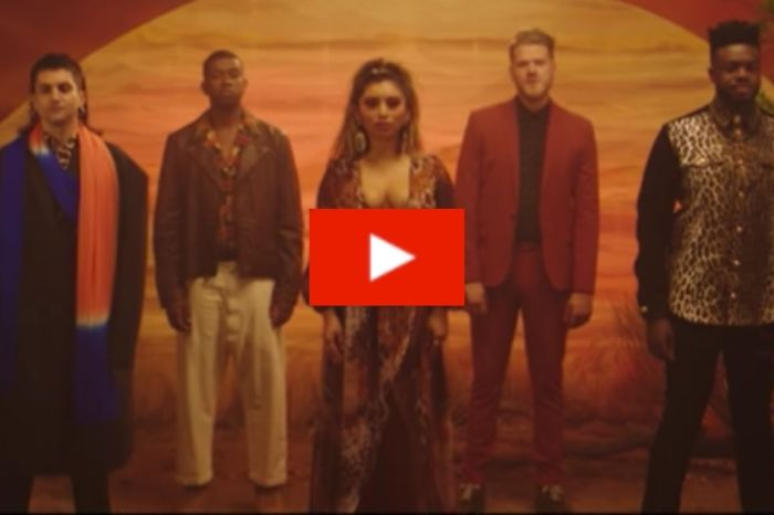 "Disney's ""Can You Feel the Love Tonight"" Cover by Pentatonix is Magical"