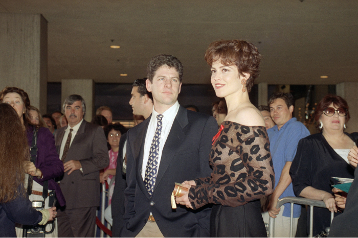 Sigourney Weaver Shared The Secret to Her Long Marriage With Jim Simpson
