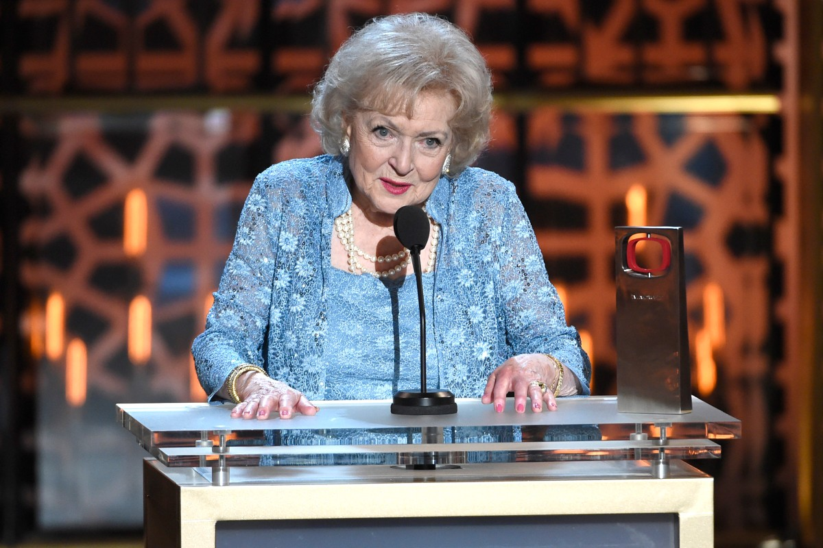Betty White's First Two Husbands Tried to Get Her to Leave the Show Biz