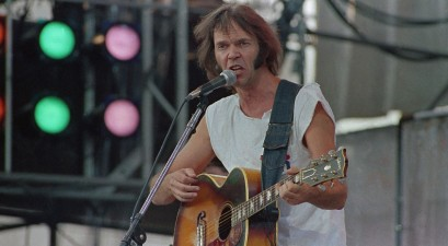 Believe It or Not, Neil Young Wrote 'Old Man' for an Actual Old Man
