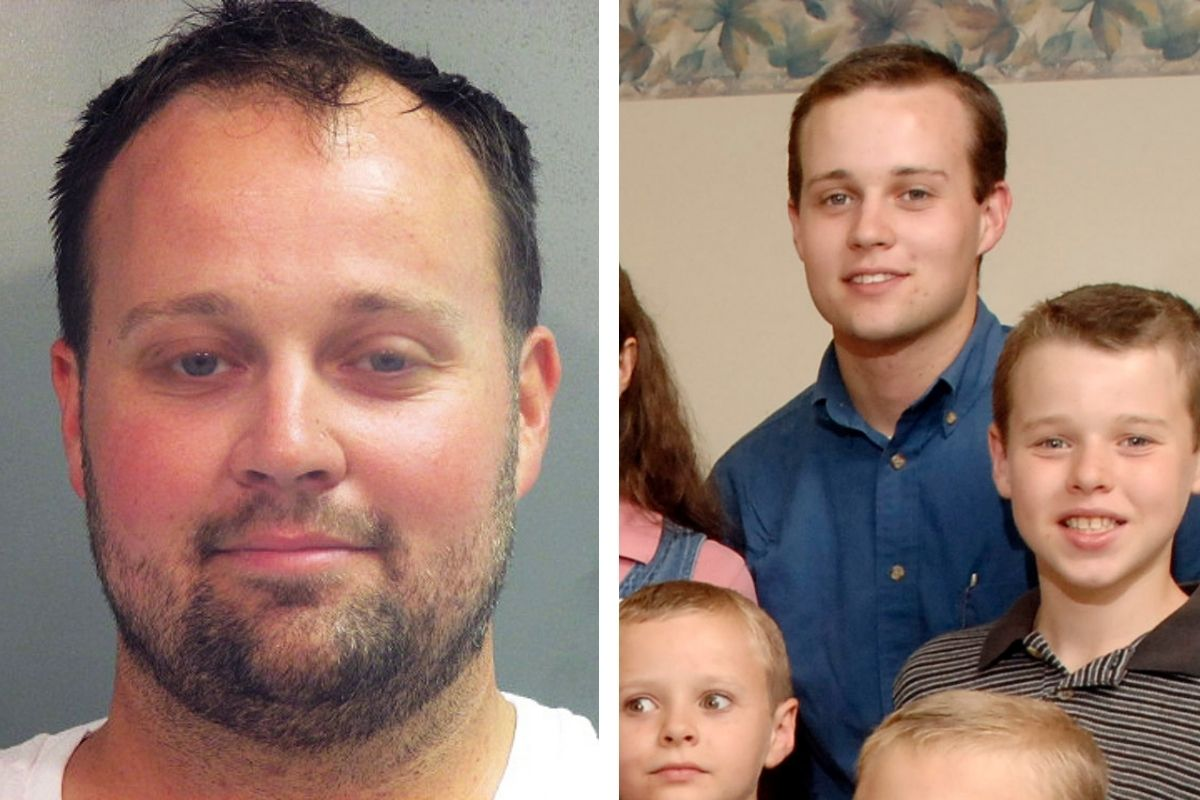 '19 Kids and Counting's' Josh Duggar Arrested on Child Porn Charges