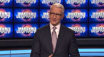 Anderson Cooper is Now Hosting 'Jeopardy!'