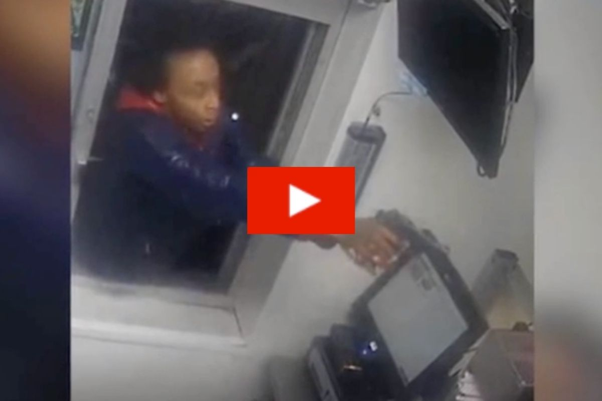 Angry Woman Shoots Burger King Employees Through Drive-Thru Window Over Wait-Time
