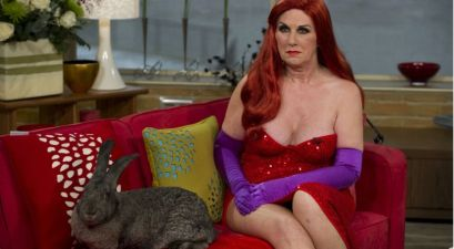 World's Biggest Bunny Stolen From Ex-Playboy Model