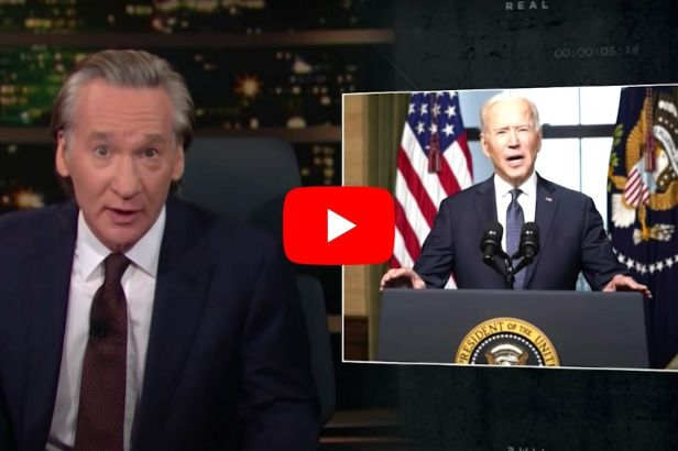 Bill Maher Defend's Joe Biden's Age, Calls Out Ageism