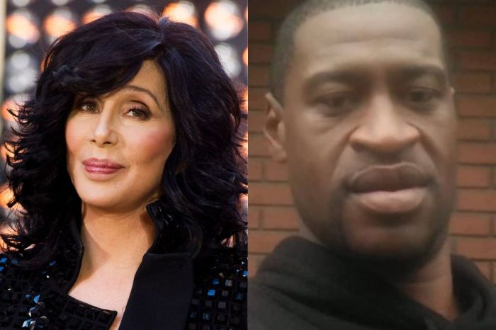 Cher Apologizes For Tweet About Intervening in Death of George Floyd