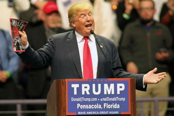 Albuquerque Sends $211K Trump Campaign Bill to Mar-a-Lago