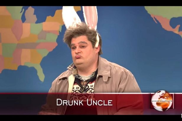 "SNL's ""Drunk Uncle on Easter"" Is Still a Classic"