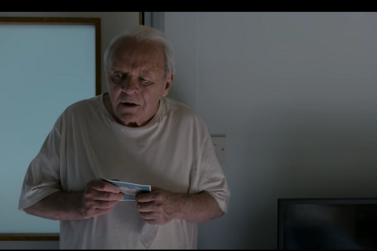 83-Year-Old Anthony Hopkins Won an Oscar for Playing a Dementia Patient