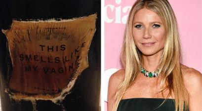 Gwyneth Paltrow's Vagina Candle Explodes in Woman's Living Room