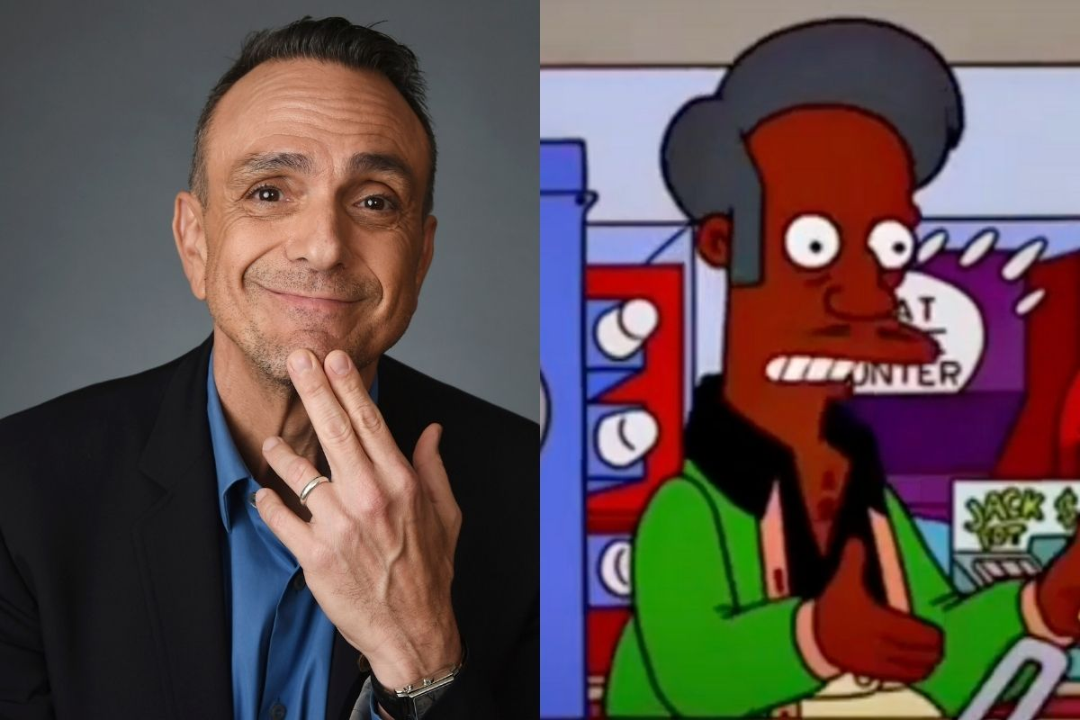 Hank Azaria Publicly Apologizes for Voicing Indian Character Apu on 'The Simpsons'