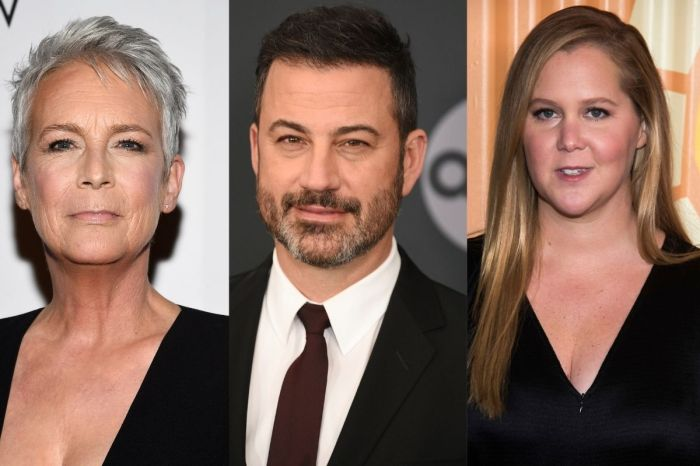 Jamie Lee Curtis, Jimmy Kimmel, Amy Schumer, and More Call for Gun Control