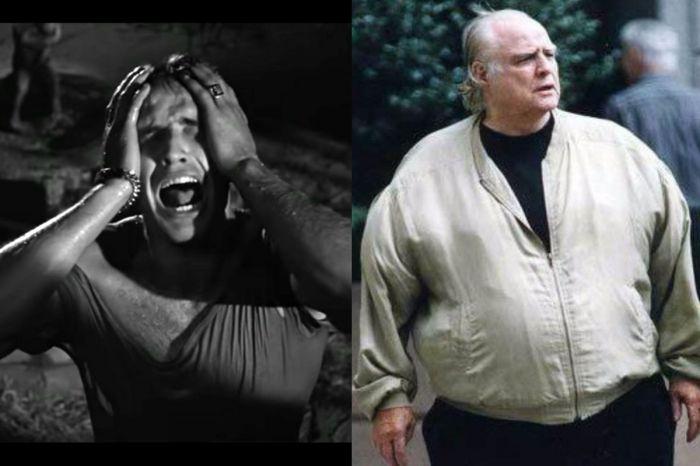 Inside Marlon Brando's Horrifying Eating Habits