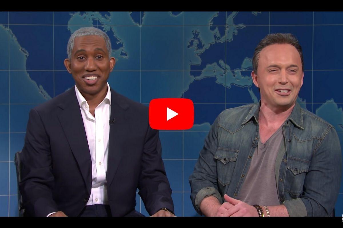 'SNL' Roasts Bruce Springsteen and Barack Obama's Podcast