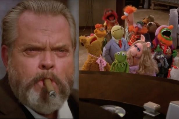 Orson Welles Adored the Muppets So Much That He Appeared In 'The Muppet Movie'