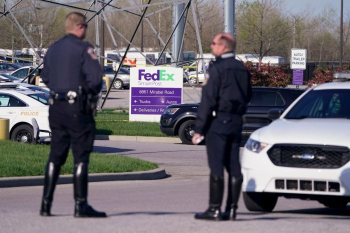 8 Dead in Shooting at FedEx Facility in Indianapolis